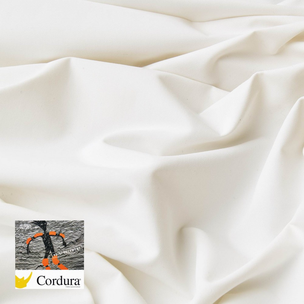 Cordura® Light - creme-weiß
