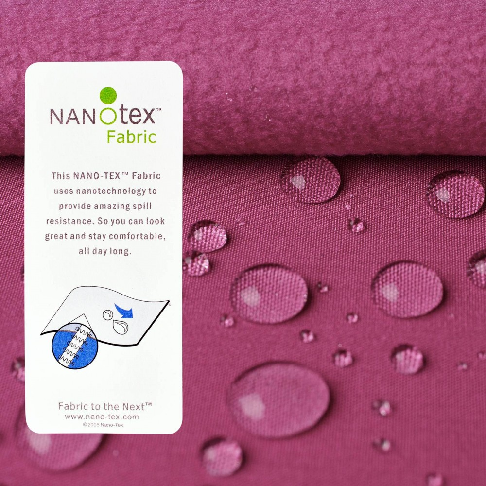Nanotex™-Klimamembrane Softshell - pink