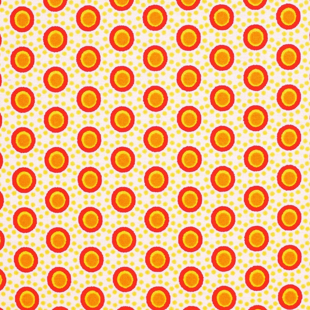 Retro Punkt - orange